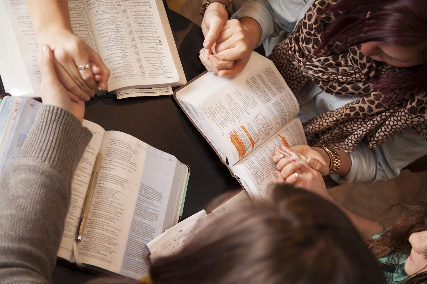 Home Bible Studies