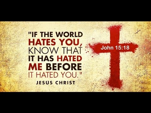the world will hate us chino valley bible church
