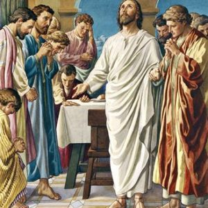 Jesus' Prayer for His Own