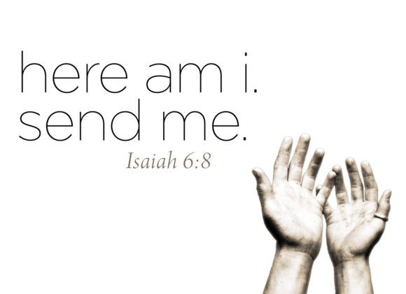 Here Am I, Lord
